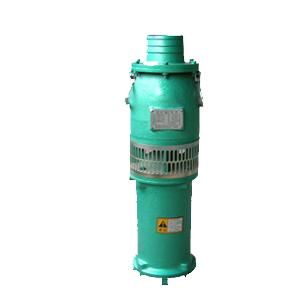 QY型系列充油式潜水电泵